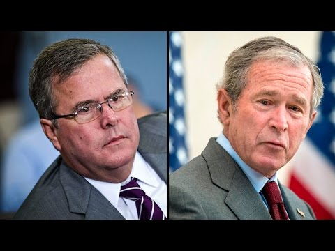 Papantonio: Jeb Can't Distance Himself From Train Wreck Brother