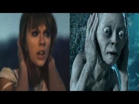 Gollum Covers Taylor Swift