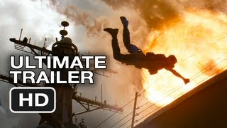 Battleship - Ultimate Invasion Trailer (2012) - HD Action Movie