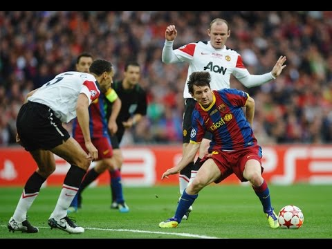 World's Best Soccer Skills #17 (2011 Champion's League FINALS) (Music Video) HD