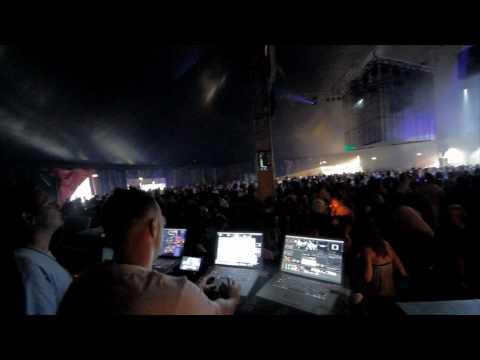 Extrema Outdoor 2010: Stv-Visuals, ViVa Music Stage