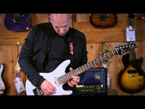 "Joe Satriani: Master Class ""Flying In A Blue Dream"""