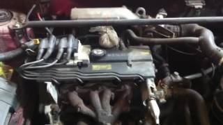 ДВС (Двигатель) Renault Megane I (1995-2003) Артикул 900042255 - Видео