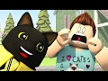 Roblox Animation - SIR MEOWS A LOT ANIMATED!