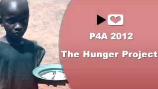 P4A 2012: The Saviors of Hunger