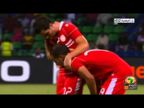 Ghana Vs Tunisia 2-1 All Goals Highlights 05/02/2012 CAF Africa Cup 2012