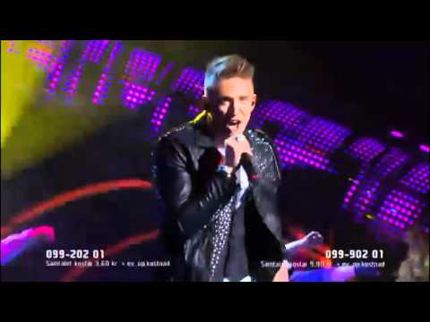 Danny In The Club Melodifestivalen 2011 - Finalen (Eurovision Song Contest 2011)