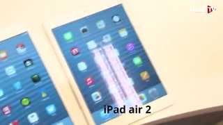 Vidéo : Test Apple iPad Air 2