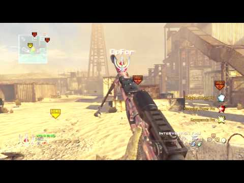 "NEW MW2 TRICKSHOT ""NO GUN SHOT"" + VOICE TUTORIAL"