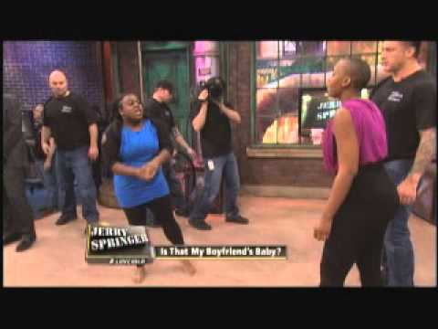 Is That My Boyfriend's Baby? (The Jerry Springer Show)