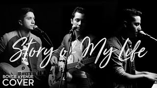 One Direction - Story of My Life (Boyce Avenue cover) on iTunes & Spotify (Midnight Memories)