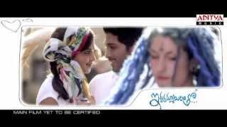 Iddarammayilatho Movie Melody Song Promo