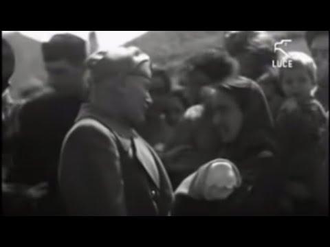 Benito Mussolini in Sardegna / 28 Maggio 1942 [Istituto LUCE]