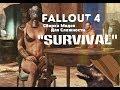 """Fallout 4: Сборка Модов Для """"Выживания"""""""