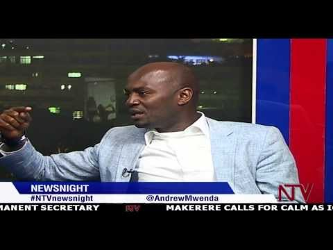 Newsnight with Andrew Mwenda; Tuesday Feb. 25th, 2014
