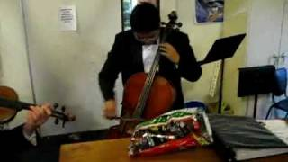 Jason Mraz - I'm Yours [played by Clark Orchestra kids :D]