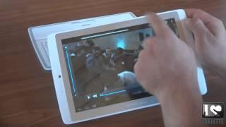 Vidéo : Archos 101 G10 xs multimédia