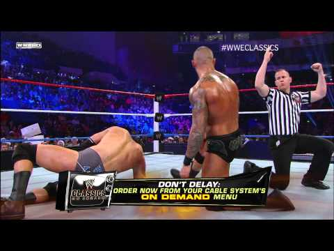WWE Classics on Demand Preview show. 12/2012
