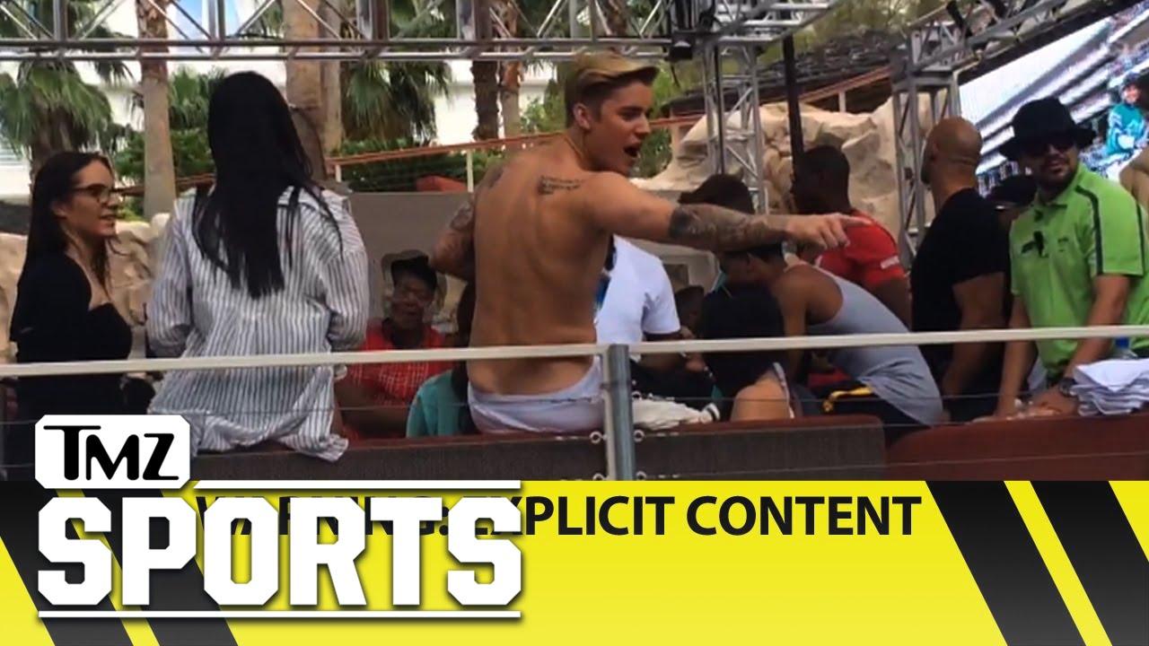 (Justin Bieber) -- 'F*** Pacquiao!!!'