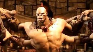 Mortal Kombat X: Goro Gameplay Trailer