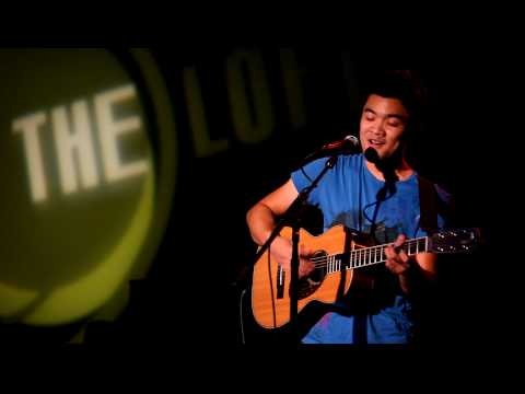 Gabe Bondoc - Lion King   Medley (High Quality)  11.08.09 The Loft @ UCSD Luminance Show