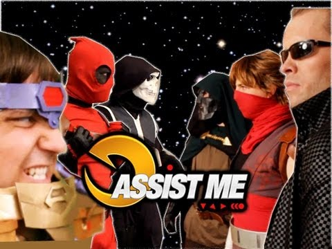 ASSIST ME! Season Finale - Taskmaster: Part 2