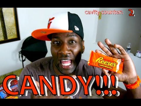 CANDY RAPPING!