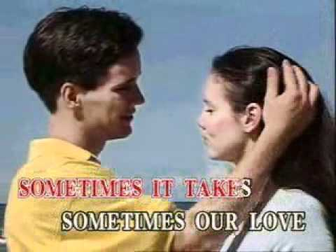 LOVE WILL LEAD YOU BACK karaoke by Taylor Dayne