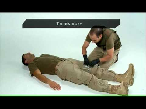 Trauma & Emergency Bandage, Combat, Israeli Battle Dressing