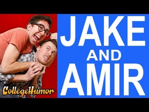 Jake and Amir: April Fool