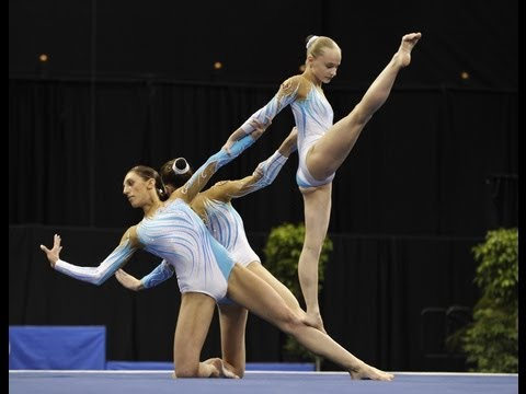 2012 WORLD CHAMPIONSHIPS - Acrobatic Gymnastics - QUALIFICATIONS (Part 1)