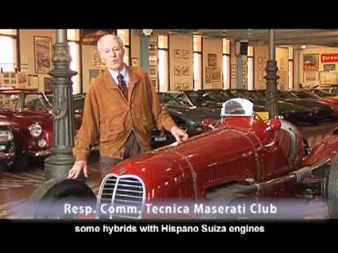 MASERATI: HISTORY OF A LEGEND -documentary, 50', 2010 [TRAILER 4']
