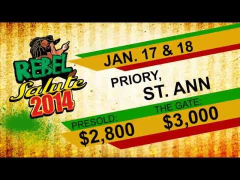 RebelSalute 2014 Saturday