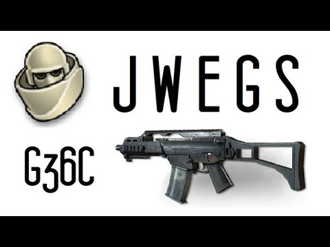 Juggernaut With Every Gun Show - G36C!