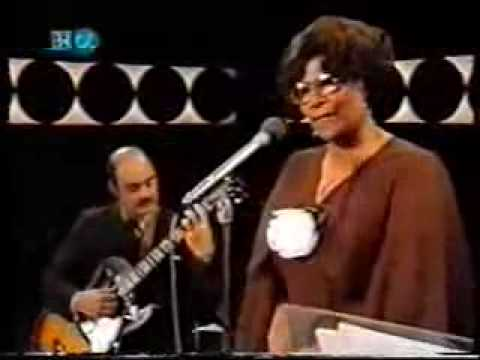 Ella Fitzgerald and Joe Pass - Cry me a river (1975)