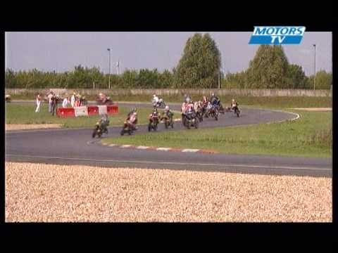 Chutes en Speedway et Superbike