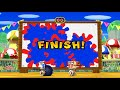 Фрагмент с средины видео - Mario Party 9 Step It Up #156 Daisy (Chain Chomp) vs Peach (Diddy Kong) Gameplay (Master CPU)