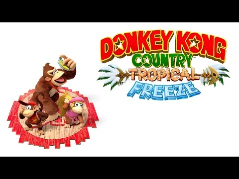 DONKEY KONG COUNTRY TROPICAL FREEZE #13 - O FINAL!