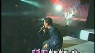 Ánh sáng của đời tôi - karaoke ( only singer )