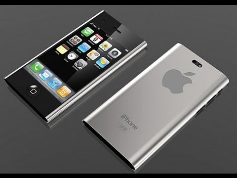 Apple - Introducing iPhone 4S OFFICIAL Presentation Part 1 (iPhone 5 keynote, Concept Features)