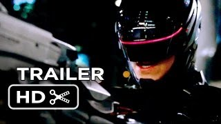 RoboCop Official Trailer (2014) - Samuel L. Jackon, Gary Oldman Movie HD