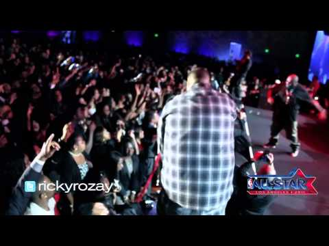 RICK ROSS NBA ALL-STAR 2011 VLOG 3