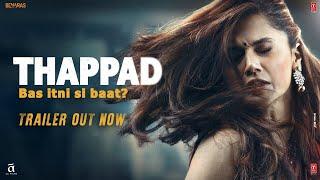 THAPPAD Trailer