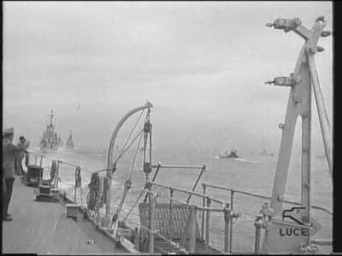 Regia Marina - Rivista Navale di Napoli - Italian Naval Power in 1938 - PARTE 2