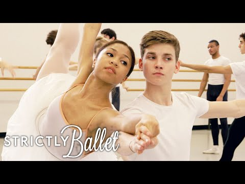 Dance Is for Athletes – Episode 3 – Teen Vogue's Strictly Ballet