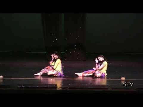 Manpreet & Naina @ Warrior Bhangra 2013
