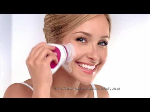 Hayden Panettiere Neutrogena Wave Sonic Commercial