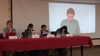 Seminario Internacional, Perspectivas de la Democracia en América Latina - Mesa 2: Democracia, estado y sistema político