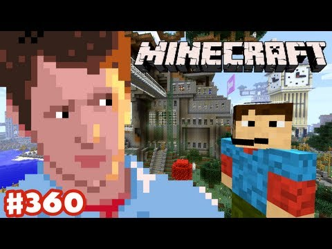 Minecraft - Episode 360 - Trapped in a Sub!