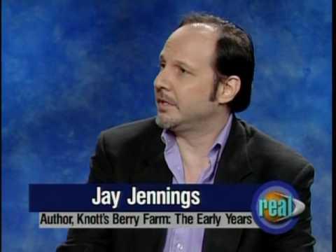 Knott-s Berry Farm Historian, Jay Jennings